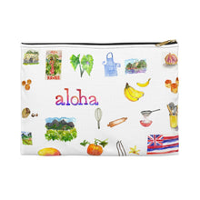 Island Style Accessory Pouch