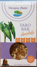 Chocolate Taro Bars 3-pack - Voyaging Foods