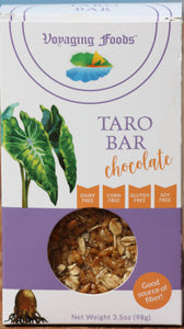 Chocolate Taro Bars 3-pack