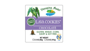 Chocolate Lava Cookies 5-pack - Voyaging Foods