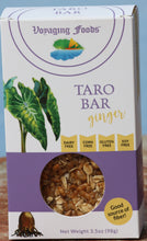 Taro Bars-Ginger 3-pack - Voyaging Foods