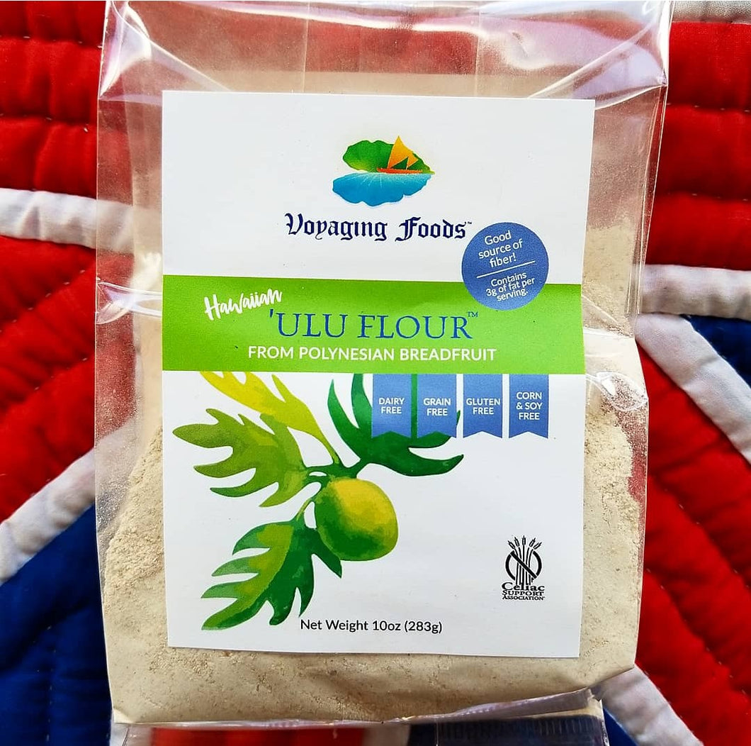 'Ulu / Breadfruit Flour - Voyaging Foods