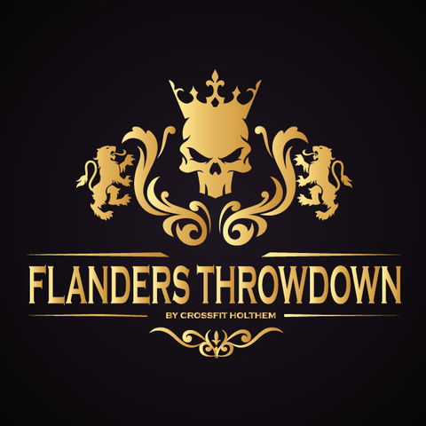 Flanders Throwdown - TEAM REGISTRATION - Last Minute