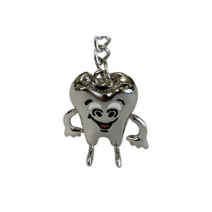 Molar metalic breloc - model CARTOON
