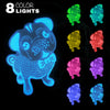Pug 3D Illusion Decorative Nightlight | Nighlights for Kids - pet3dleds