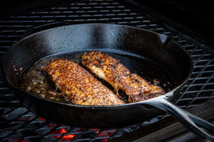 Blackened Fish Fillets