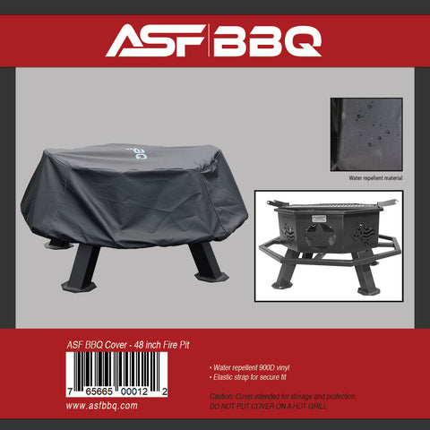 "Cover for 48"" Fire Pit"