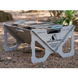 Stainless Steel EZ Fire Pit