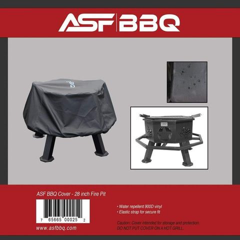 "Cover for 28"" Fire Pit"