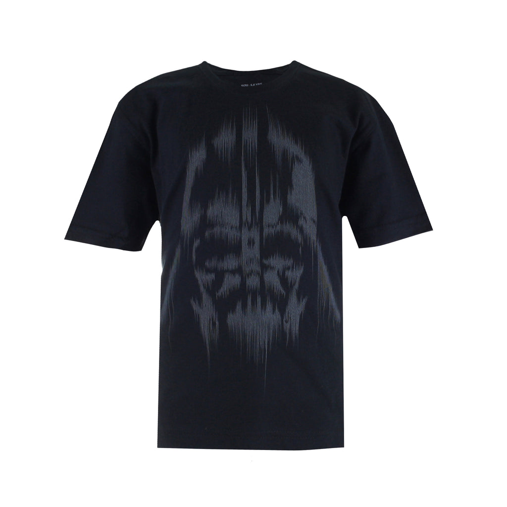 Star Wars Kids - Vader Lines - T-Shirt - Black - CLEARANCE