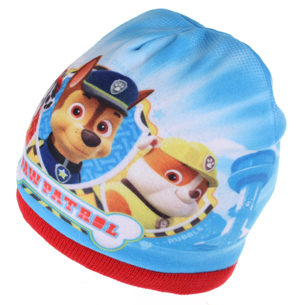 Paw Patrol Boys - Gang - Beanie Hat - Red - CLEARANCE