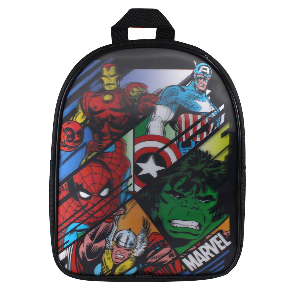 Marvel Boys - Character Mix - Backpack - Black