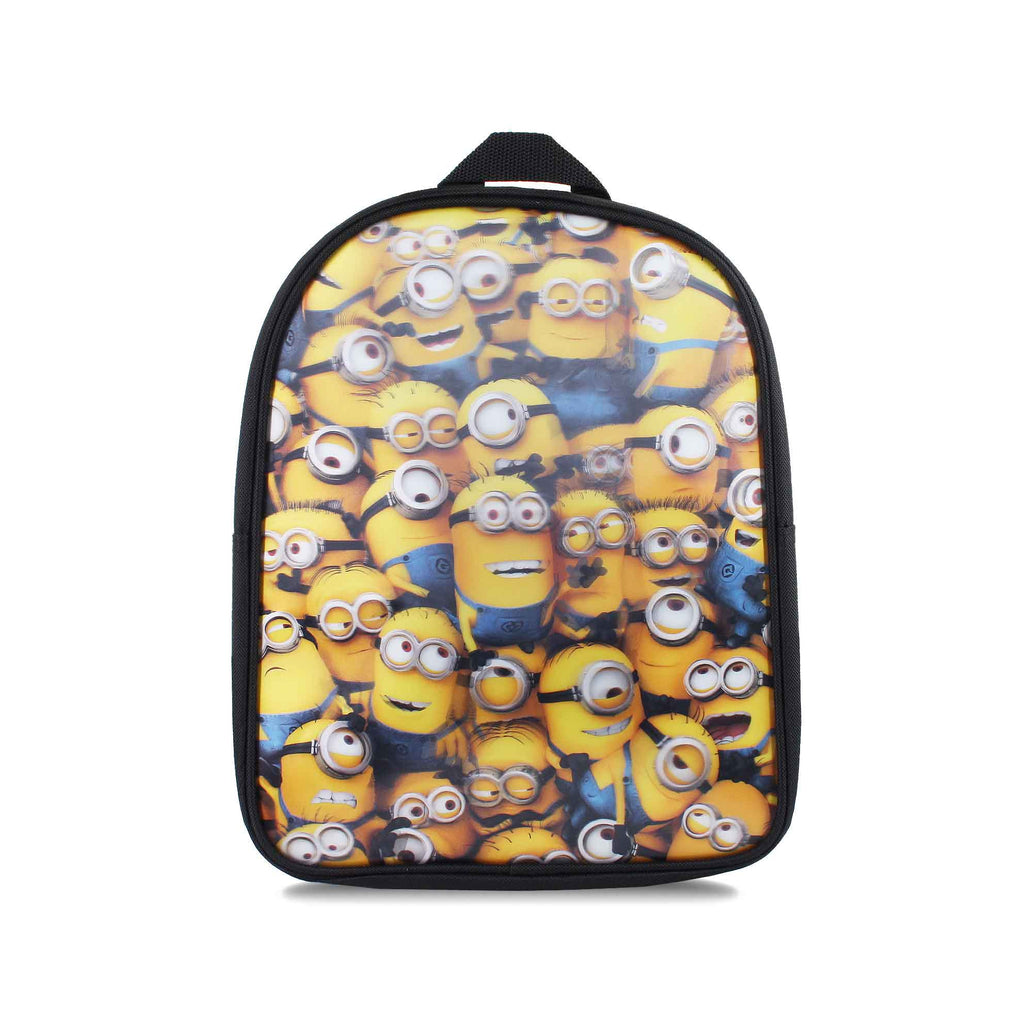 Minions Boys Gang Backpack - Black