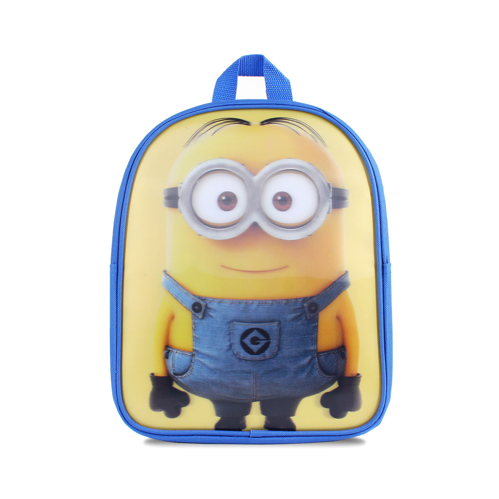 Minions Boys - Dave - Backpack - Royal Blue - One Size - CLEARANCE