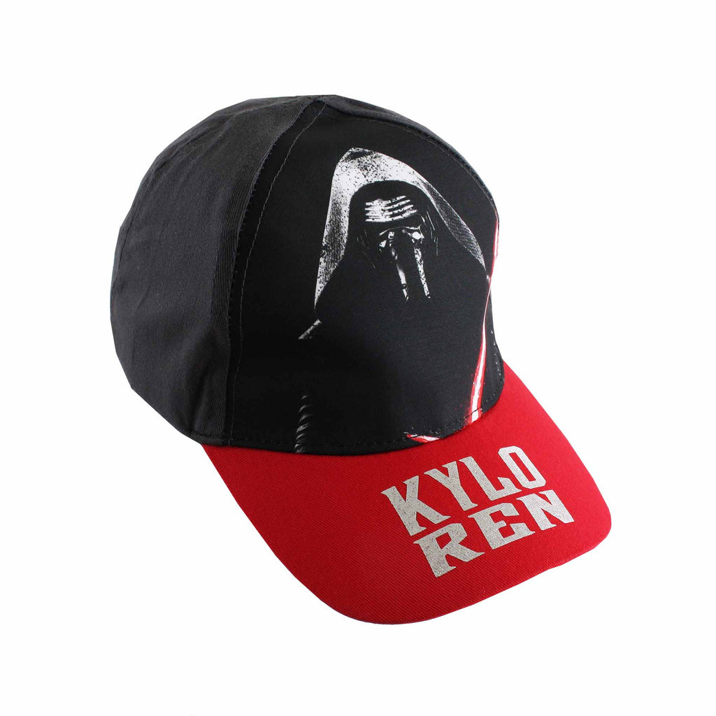 Star Wars Boys - Kylo Ren - Cap - Red/Black - CLEARANCE