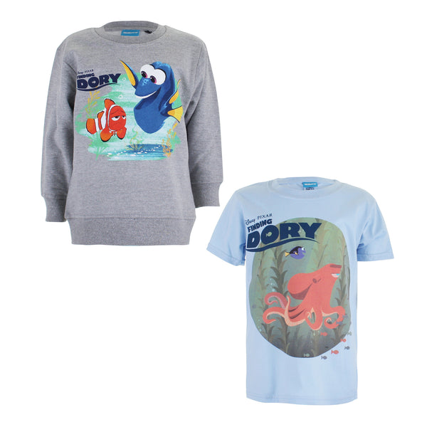 Disney Girls - Finding Dory - 2 Pack - Blue/Grey - CLEARANCE