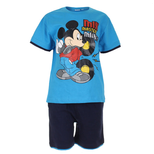 Disney Kids - Mix Master - 2 Piece Outfit - Blue - CLEARANCE