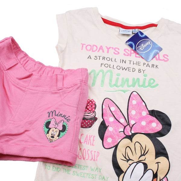 Disney Girls - Today's Specials - 2 Piece Set - White - CLEARANCE