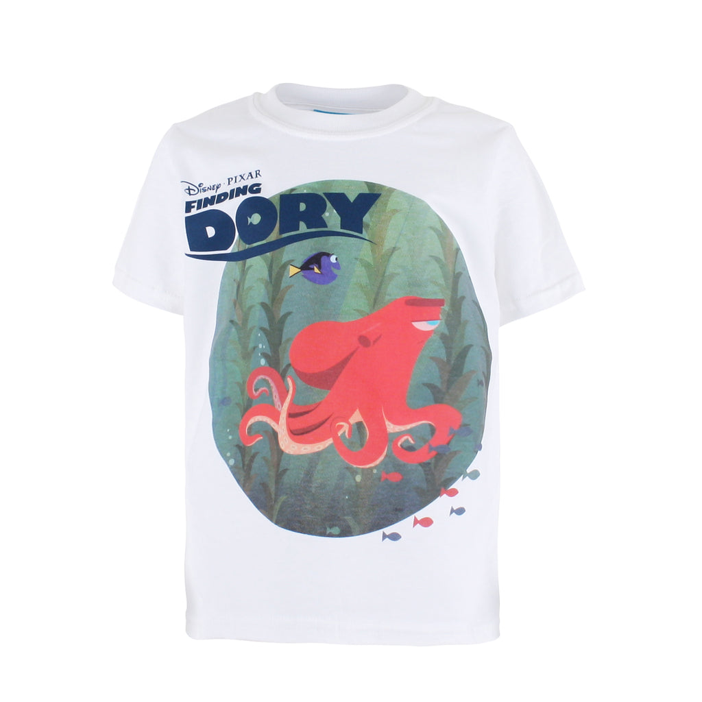 Disney Boys - Finding Dory - Dory Adventure - T-shirt - White