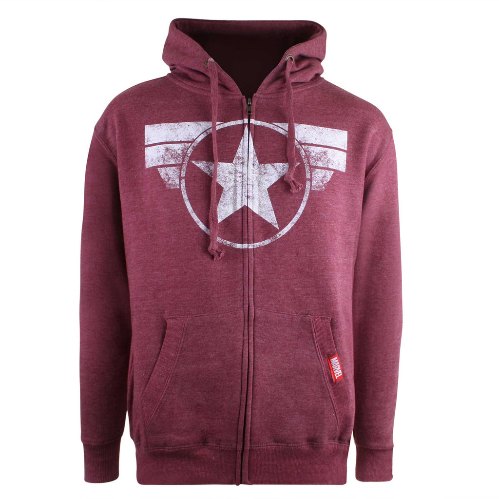 Buy Cheap From China Mens Cap Logo Hoodie MARVEL Best Wholesale Cheap Price For Sale Free Shipping Dyf4mr