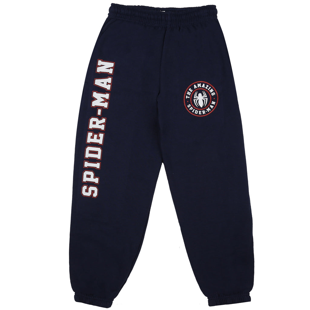 Marvel Boys - Amazing Spiderman - Joggers - Navy