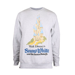 Disney - Crew neck jumper - Snow White - Ladies - Ash