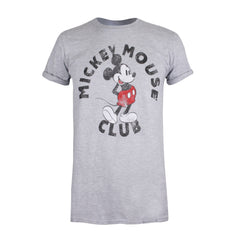 Disney - Mickey Mouse Club - Ladies - T-shirt - Grey
