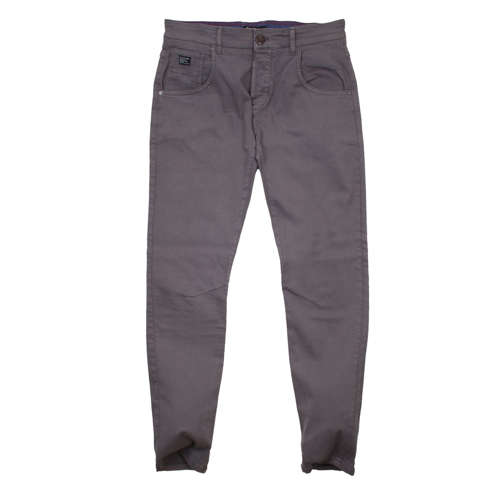 Firetrap Mens - Parlin (s) - Chinos - Pewter - CLEARANCE