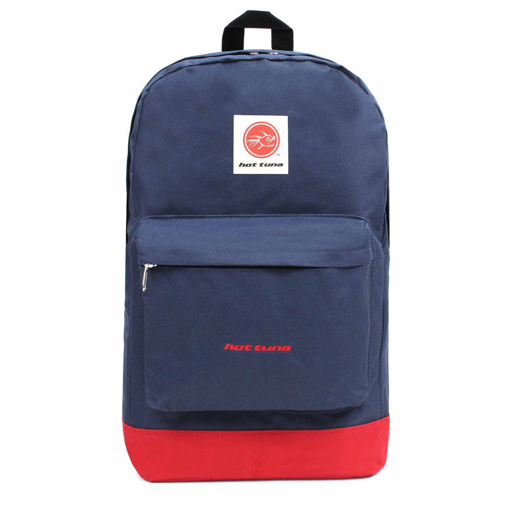 Hot Tuna Mens -  Bondi Beach - Backpack - Navy/Red