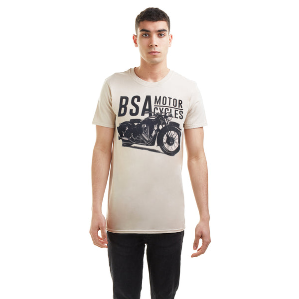 BSA Mens - Tonal - T-Shirt - Sand
