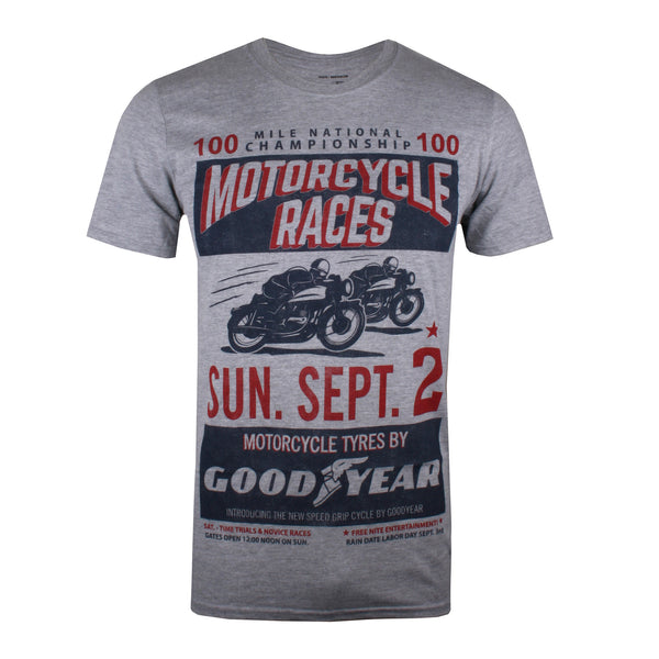 Goodyear - National Championships - Men's T-Shirt - Grey Heather