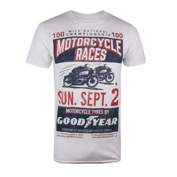 Goodyear - National Championships - Men's T-Shirt - White
