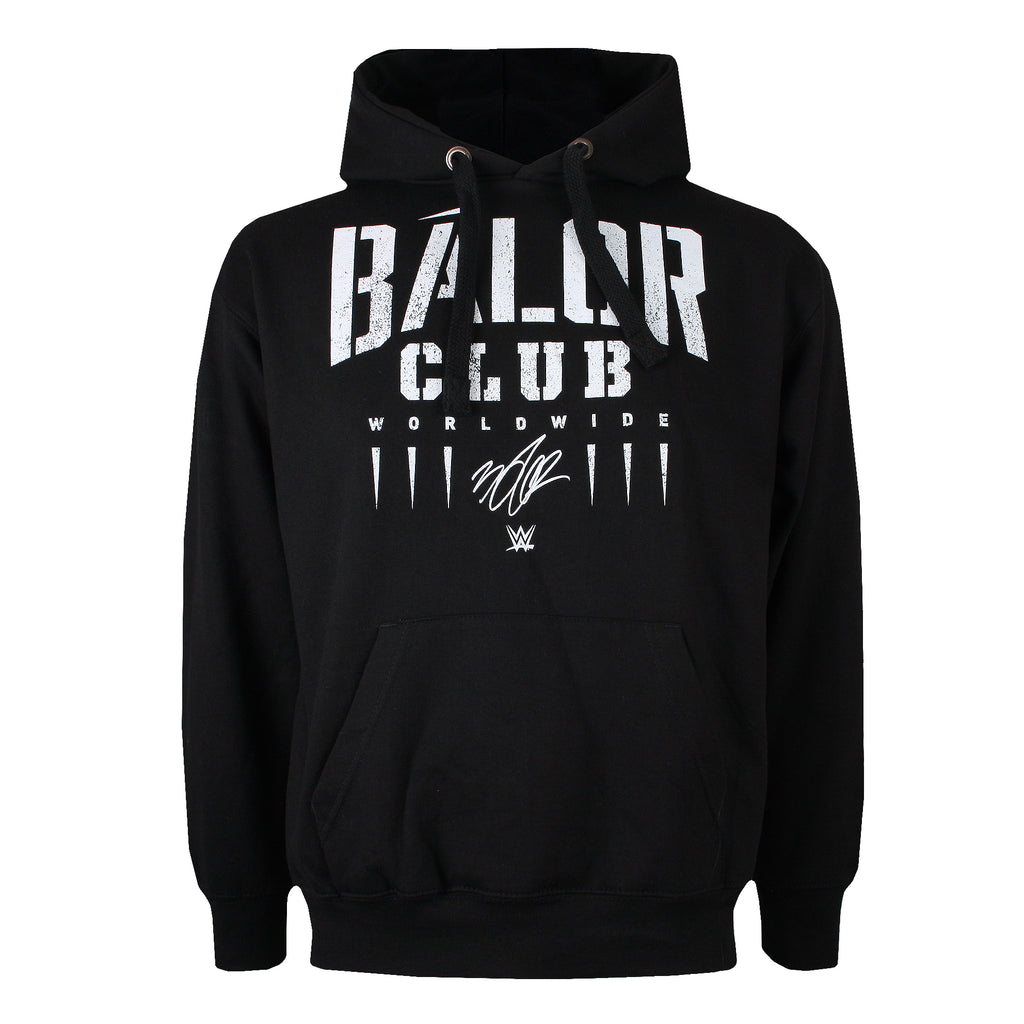 WWE Mens - Balor Club - Pullover Hood - Black