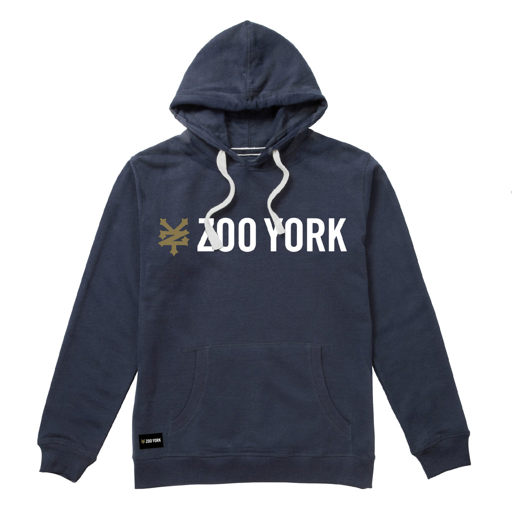 Zoo York Mens - Gallant - Pullover Hood - Navy