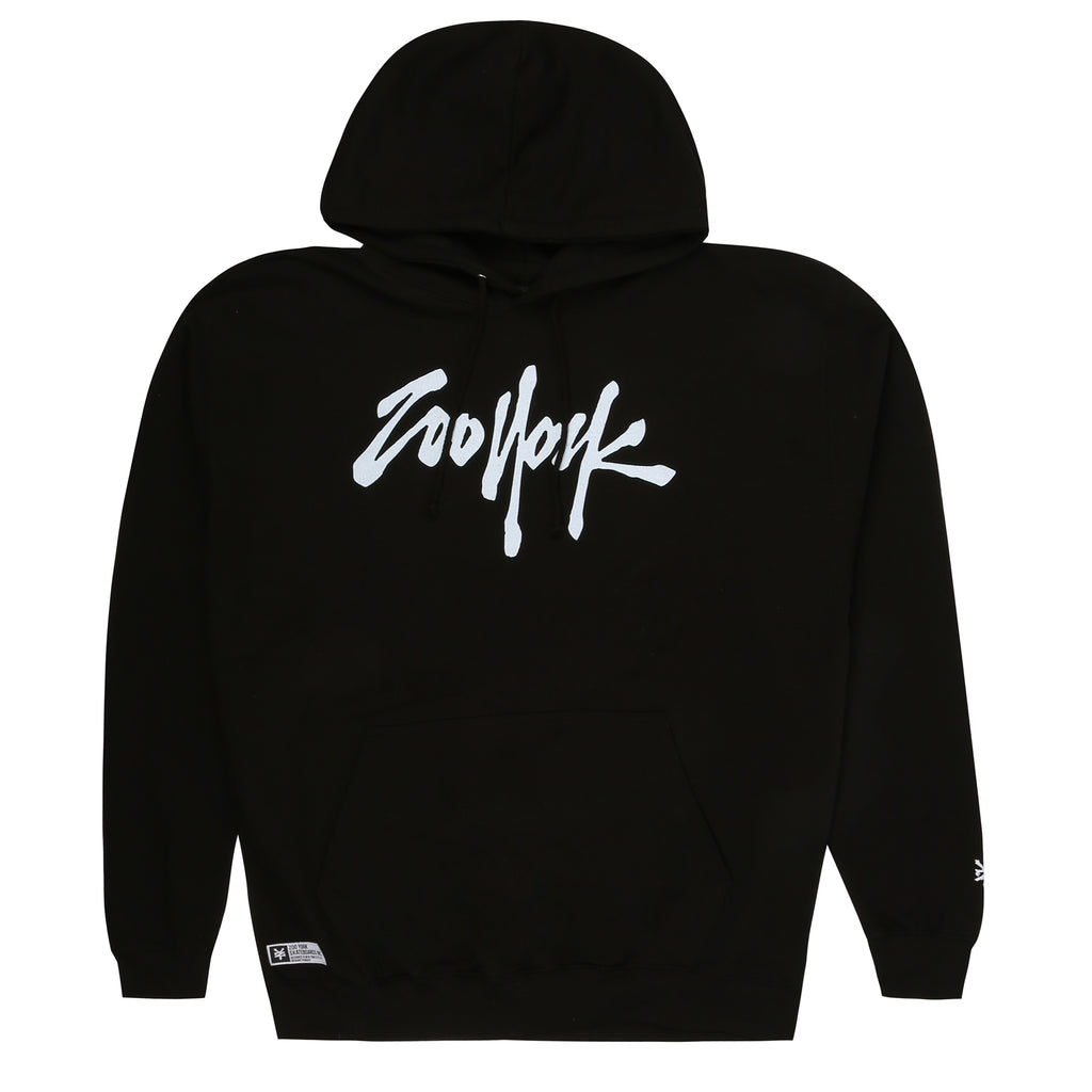 Zoo York Mens - Rego - Pullover Hood - Black