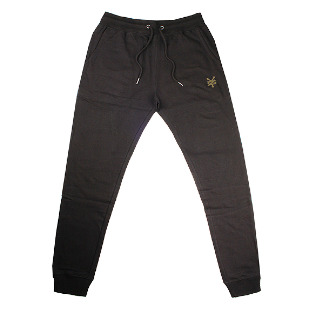 Zoo York Mens - Burnside - Jog Pant - Black