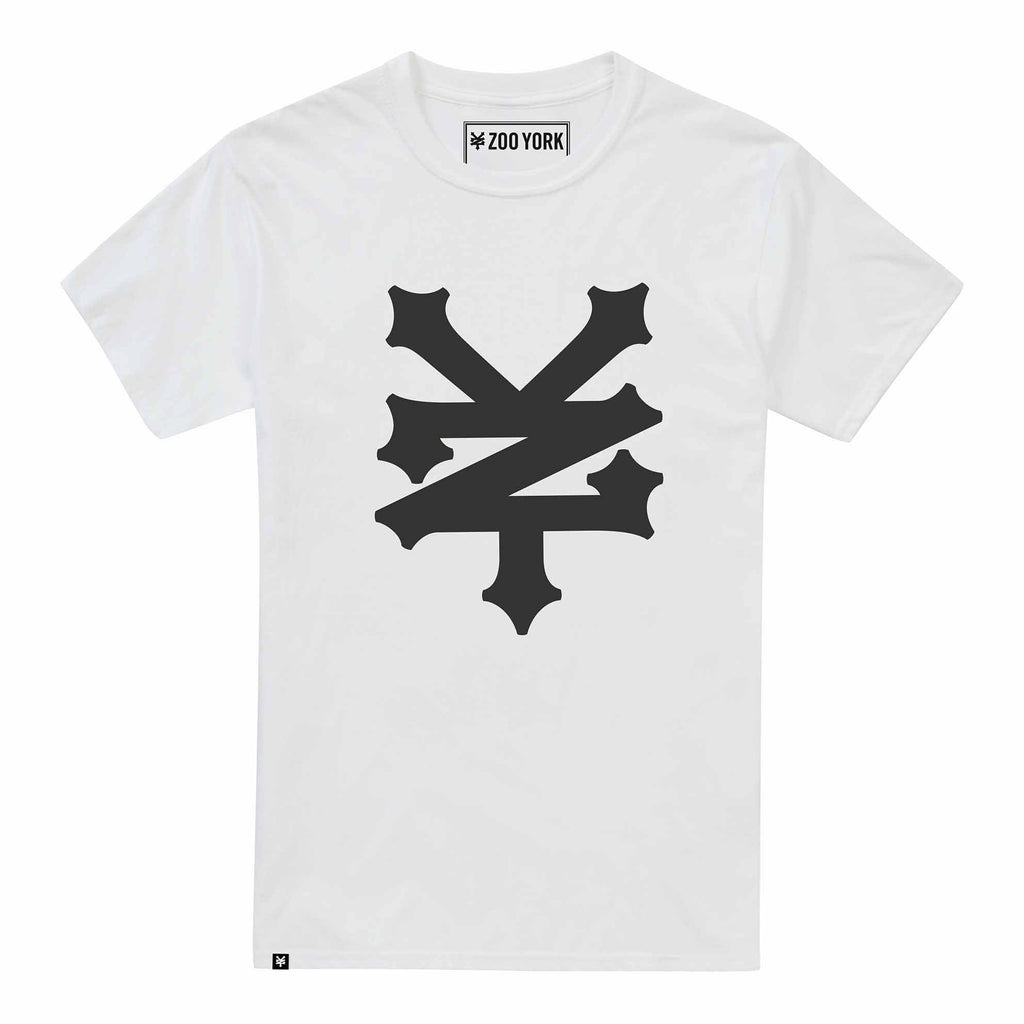 Zoo York Mens - Corning - T-Shirt - White