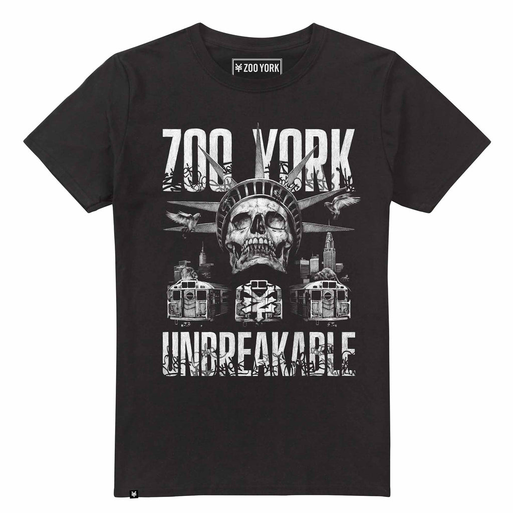 Zoo York Mens - Cortland - T-Shirt - Black