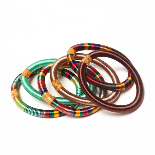 Earth Day Bangles