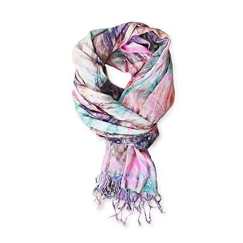 Every Scarf Tells A Story