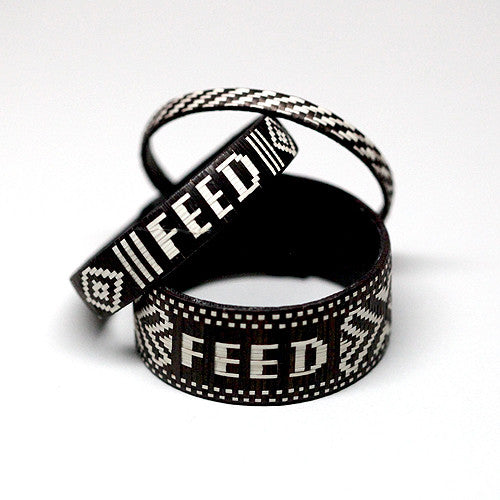 Imagine Feed Bracelet