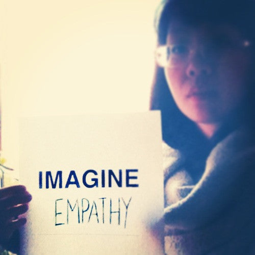 Imagine Empathy Earrings
