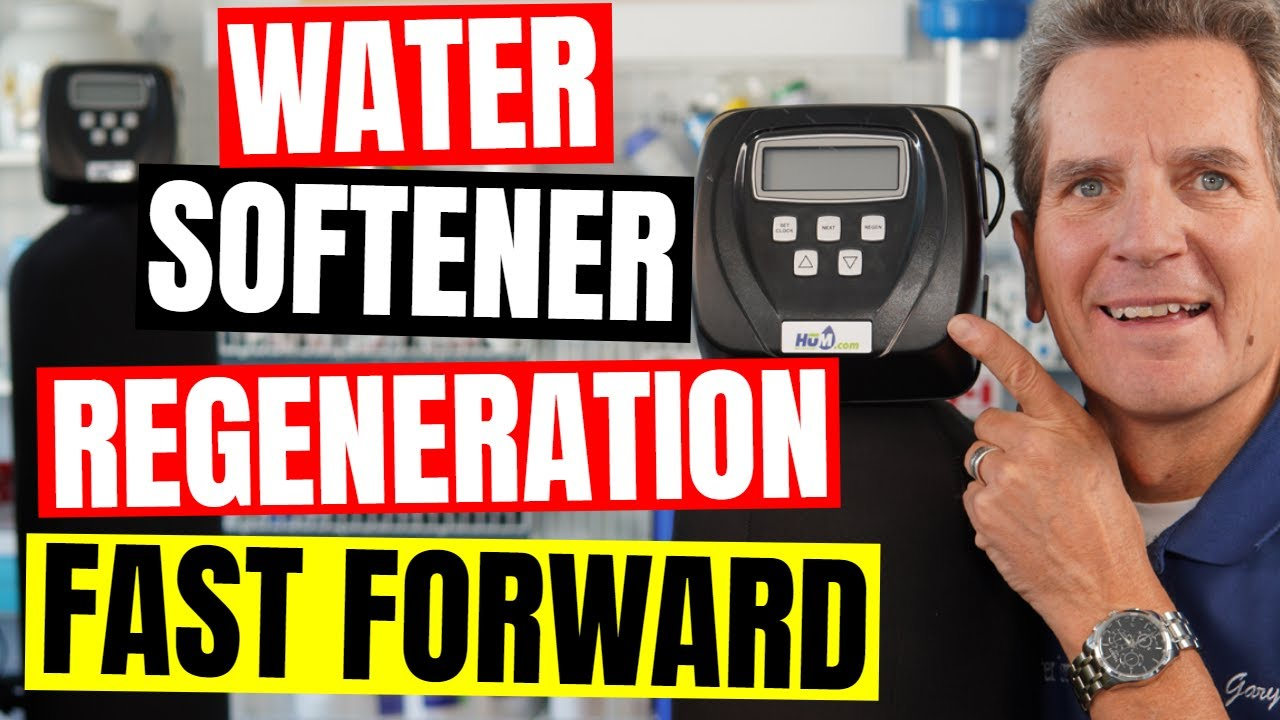 Water Softener Troubleshooting Pro Tip: Regeneration Fast Forward