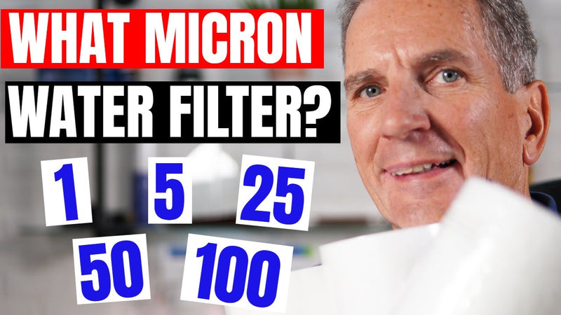 Which Micron Sediment Water Filter is BEST for My Family?