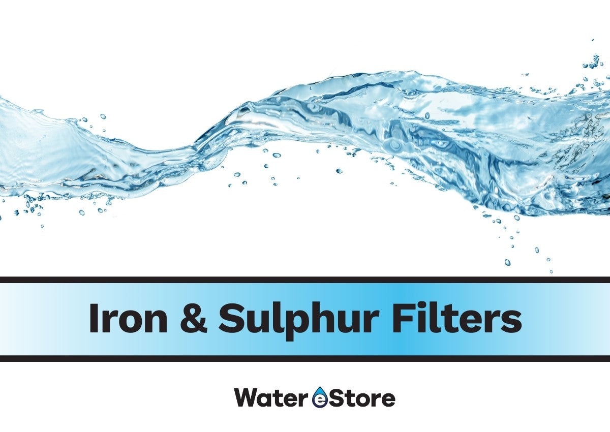 Reduce the Iron and Sulphur in Your Water With Specialized Filters