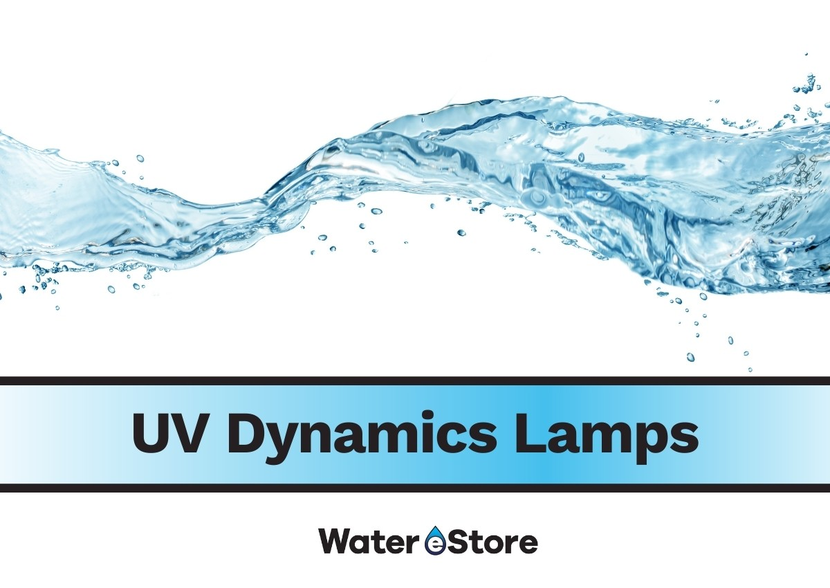 UV Dynamics UV Lamps and Sleeves