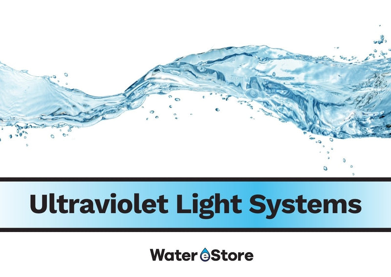 Ultraviolet Light Systems Provide Purified Water Right in Your Home