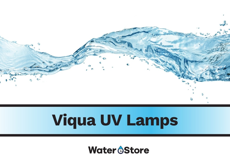Viqua UV Lamp and Sleeve