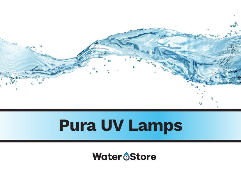 Pura UV Lamps and Sleeves