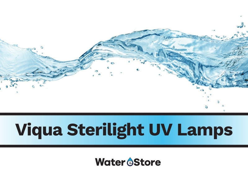 Viqua Sterilight UV Lamps and Sleeves